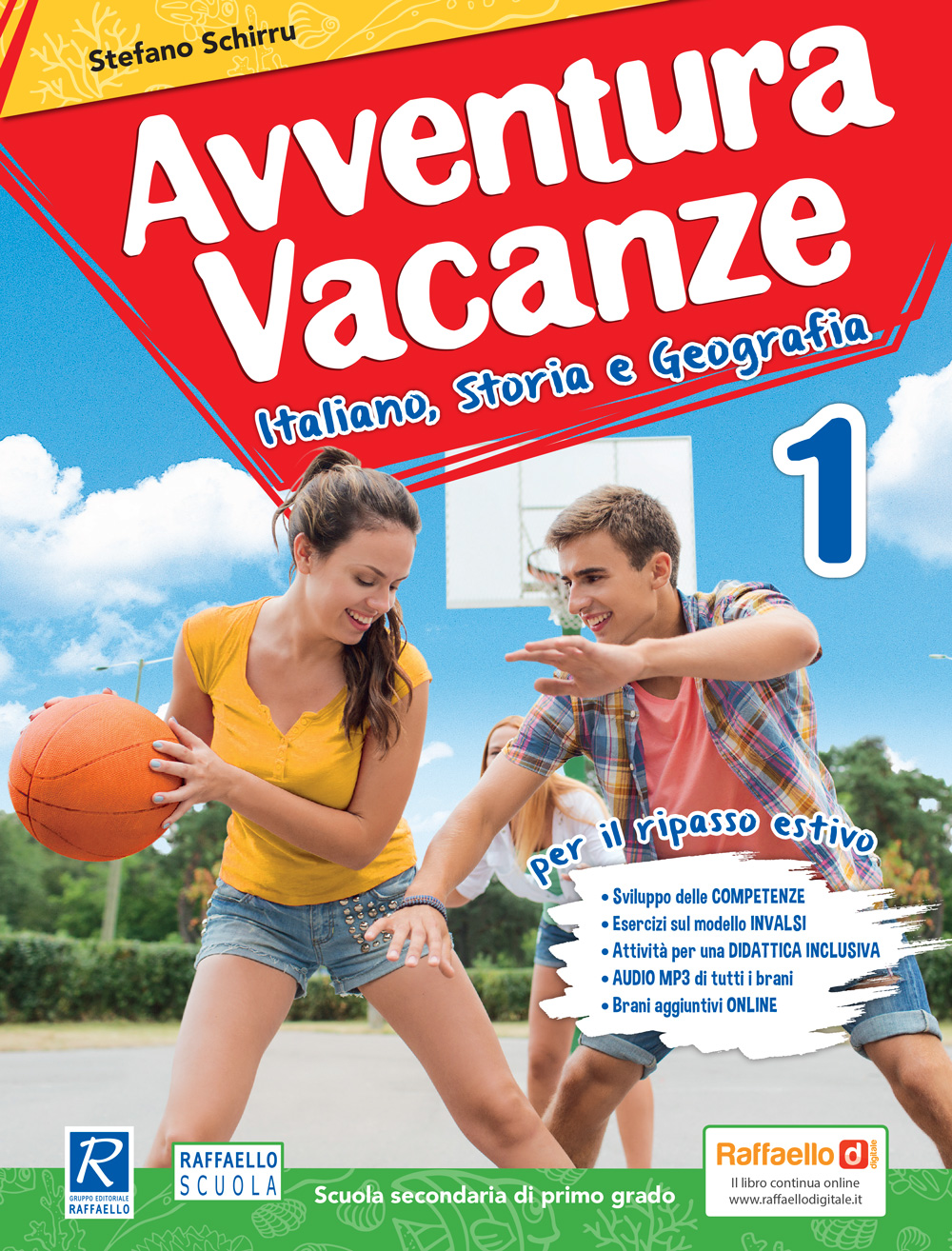 Avventura vacanze - Italiano, Storia e Geografia