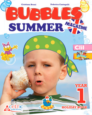 Bubbles Summer Magazine