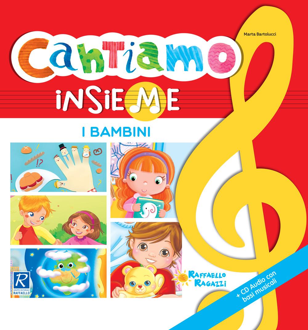 Cantiamo insieme i bambini