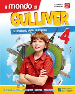 Il mondo di Gulliver 4-5