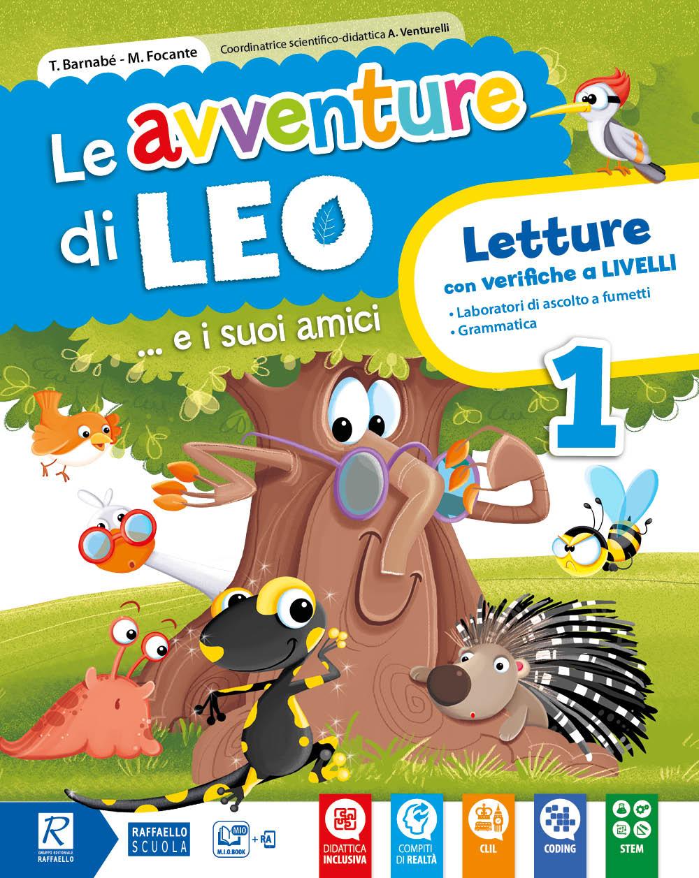 Le avventure di Leo 1-2-3