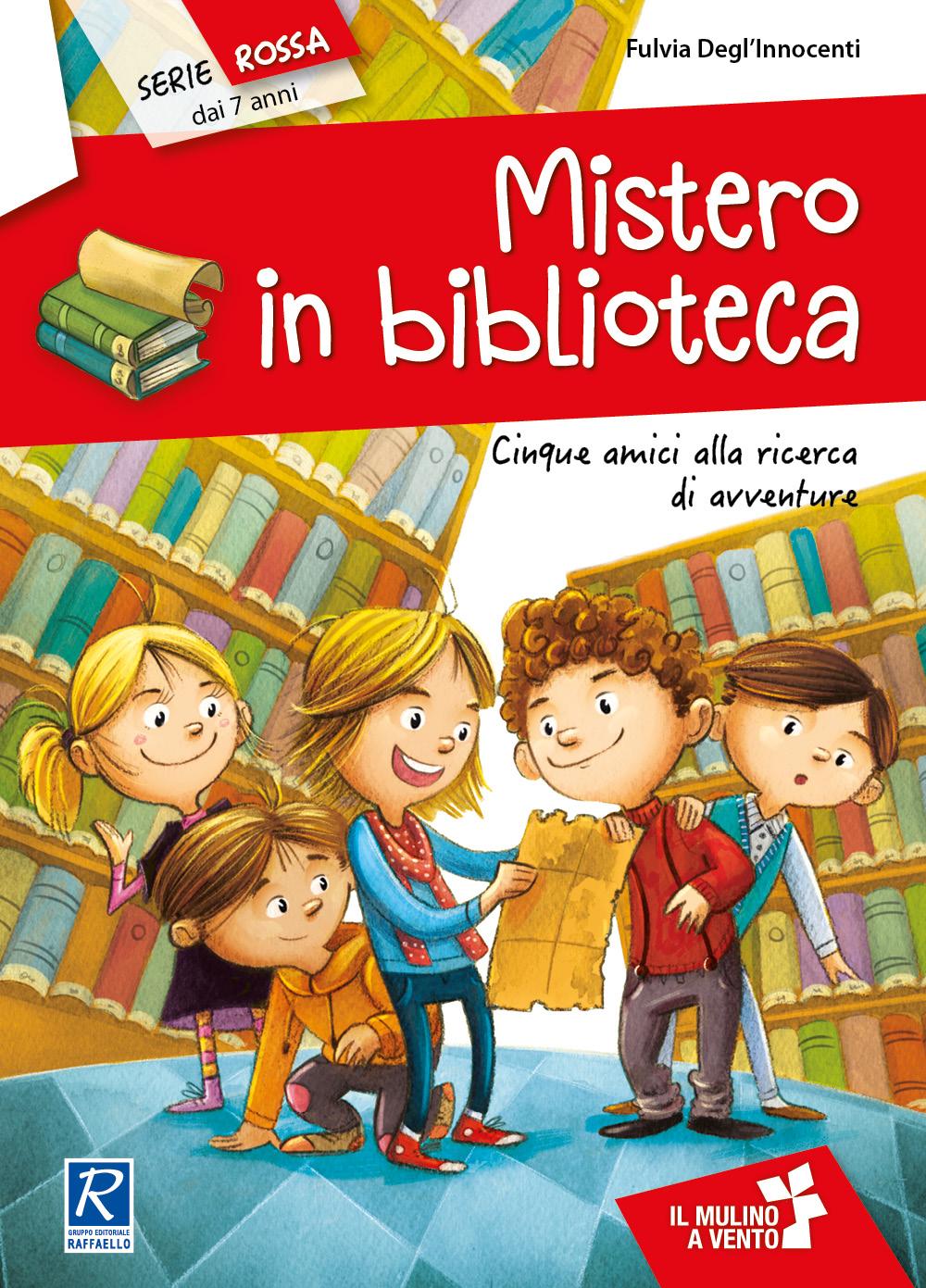 Mistero in biblioteca