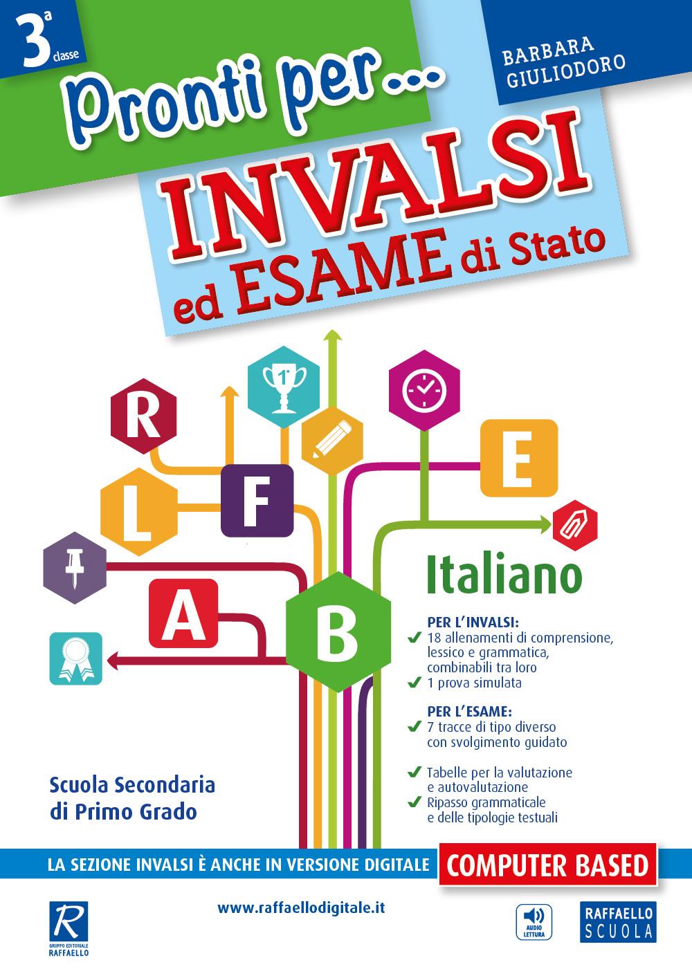 Pronti per... INVALSI ed ESAME di Stato - Italiano - Classe 3