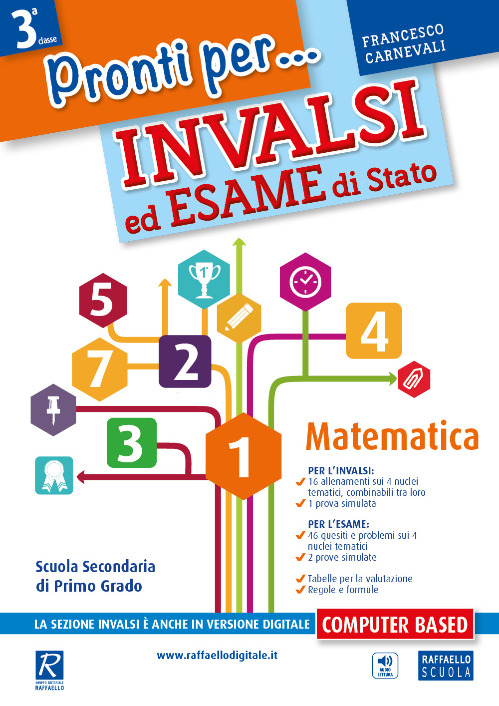 Pronti per... INVALSI ed ESAME di Stato - Matematica - Classe 3