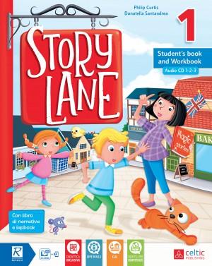 Story Lane 1-2-3