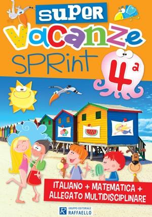Super Vacanze Sprint - classe 4