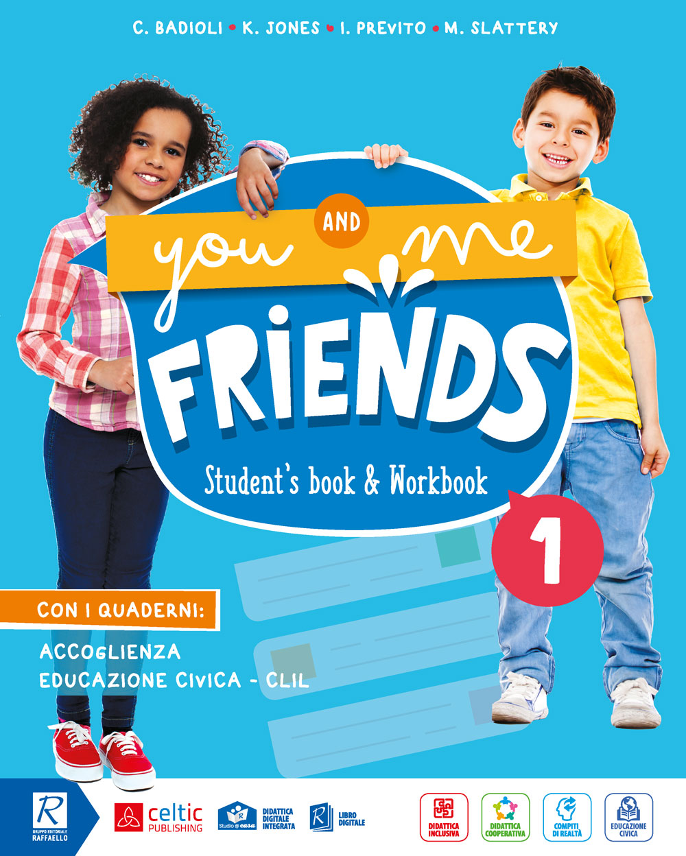 You and Me Friends 1-2-3