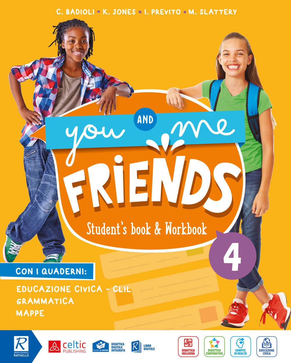 You and Me Friends 4-5